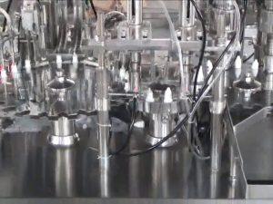10 ml kapi za oči male mašine za punjenje parfema