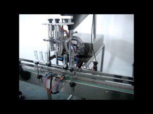 Prodaje se automatski stroj za punjenje tekućina s dvostrukim glavama