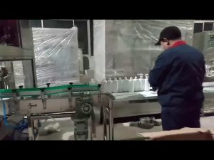 stroj za pranje punjenja alkoholom sapun gel alkohol