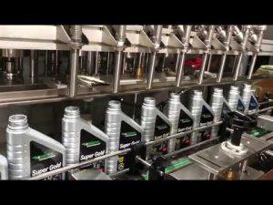 puna automatska linija opreme za punjenje ulja klip maziva