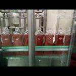 auto stroj za punjenje maslinovim uljem