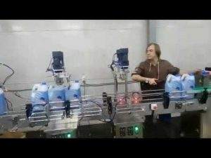 linija automatskog antikorozivnog sredstva za čišćenje WC-a za dezinfekciju tekućih izbjeljivača