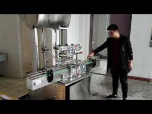 kozmetički stroj za punjenje, automatski stroj s klipnim tijestom za punjenje tekućeg sapuna