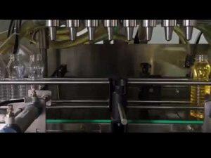automatsko ulje za kuhanje, mašina za zatvaranje palminog ulja za punjenje