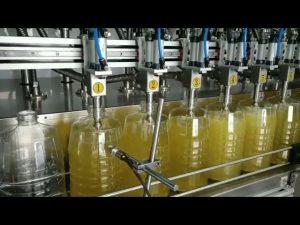 automatski stroj za punjenje ulja s peristaltičkom pumpom