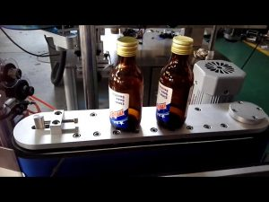 samoljepljiva naljepnica automatski stroj za etiketiranje okrugle boce