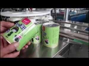 potpuno automatizirana kozmetička mašina za punjenje tekućih boca s zatvaračem