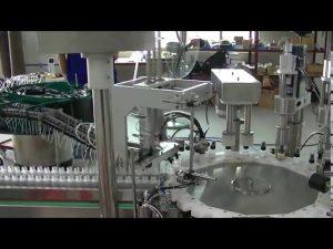 Prodaje se mali stroj za zatvaranje poklopca okretne pločice model s okretnom pločom