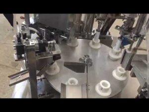 automatska meka plastična pasta, mast, zubna pasta, mašina za brtvljenje cijevi za punjenje