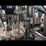 aparat za punjenje tekućina za dezinfekciju, stroj za punjenje etanolskih dezinficijensa
