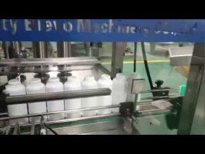 Stroj za punjenje deterdženta za pranje rublja, proizvodna linija tekućine za pranje