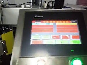 automatski automatizirani tiskarski stroj za naljepnice naljepnica plastična vrećica naljepnica stroj
