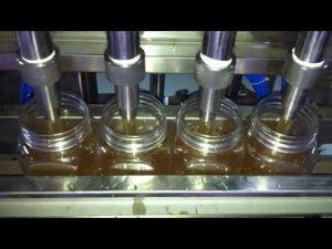 tvornička izravna prodaja potpuno automatski stroj za punjenje boca s tekućim deterdžentom