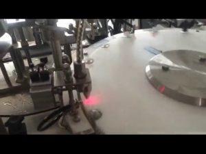 automatski stroj za punjenje boca od 30-50 okretaja u minuti