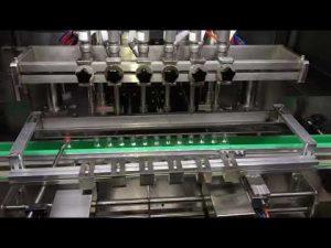 automatska mašina za punjenje gela za alkohol u svakodnevnoj kemijskoj industriji