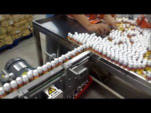 Rotacijski vakuumski automatski stroj za punjenje parfema s 10 glava