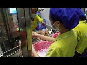 Šampon sa 4 mlaznice, deterdžent, tekući sapun, mašina za punjenje i zatvaranje maslinovog ulja