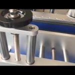 dvostrana naljepnica za varenje naljepnica, automatska mašina za etiketiranje okrugle boce