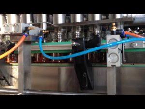 automatski stroj za punjenje umaka od rajčice u čokoladnom kikirikiju