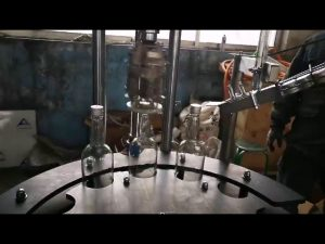 komercijalna automatska mašina za zatvaranje i zatvaranje od aluminijskog rop-a