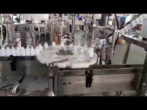 kozmetika medicinska plastična mašina za punjenje boca