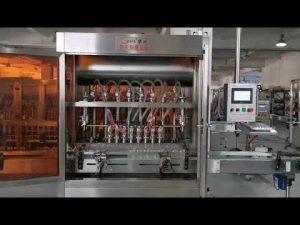 potpuna automatska mašina za punjenje soka od rajčice
