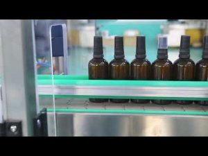 cbd mašina za punjenje boce s visokom preciznošću od nehrđajućeg čelika platforma