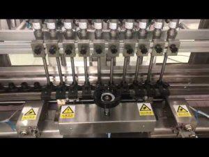 tekućina alkoholna krema linearna mašina za punjenje, posuda za med u malim bočicama punilo s uljem