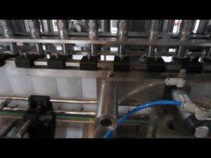 automatski stroj za pranje tekućina i sredstva za dezinfekciju tekućine