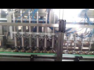 automatska mašina za brtvljenje staklenog medenjaka s jogurtom
