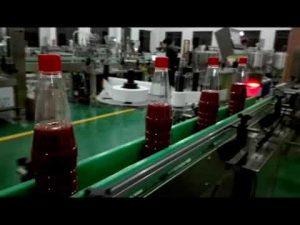 puni automatski stroj za punjenje boca za kečap, džem, umak