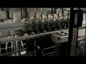 Cijena stroja za punjenje boca maslinovim uljem, linearna klipna stroj za punjenje jestivim uljem