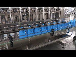 automatski ručni sanitarni stroj za punjenje tekućeg sapuna klip stroj za punjenje boca