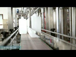 potpuno automatska mašina za etiketiranje ulja za punjenje maziva