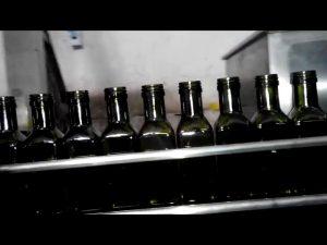 potpuno automatski maslinovo ulje linearno 6 mlaznica punilo za boce s uljem