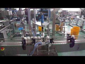 automatski jeftini stroj za punjenje tekućeg meda za boce