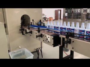 aparat protiv korozije klorovodične kiseline pp pvc plastični stroj za punjenje
