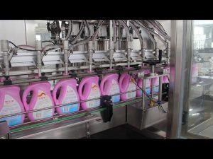 automatski jestivo ulje, maslinovo ulje, stroj za punjenje boca šampona za deterdžente