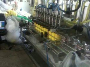 automatski stroj za ronjenje klipa šampon za punjenje šampona