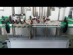 potpuno automatizirana mašina za zatvaranje poklopca od aluminijskog poklopca