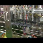 plc control automatska klipna stroj za punjenje maslinovim uljem