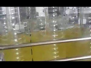automatski stroj za punjenje jestivih ulja u boce