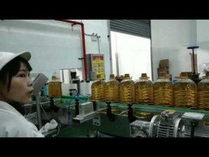 podmazivanje mobil motor hidraulička automobilska pumpa boca ulja za punjenje proizvodna linija stroj