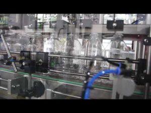 automatska mašina za punjenje tekućih sredstava za dezinfekciju gela