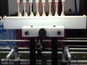 antikorozivna plastična boca za toaletno sredstvo za čišćenje, izbjeljivač, mašina za punjenje kiselinom