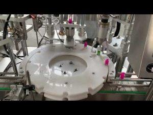 automatska tekućina za elektroničku cigaretu, cbd ulje za punjenje čepa mašina za označavanje s poklopcem