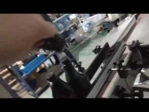 automatska inline ravna staklena boca od aluminija za zatvaranje ropp